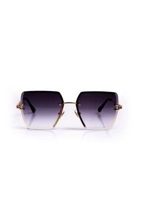 ModaLucci Kadın Kristal Füme Güneş Gözlüğü Ml 17 Bizote 2