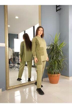 Loreen Basic Eşofman Takımı Çağla Yeşili 0