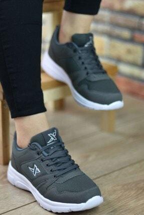 Riccon Füme Beyaz Unisex Sneaker 12020 1