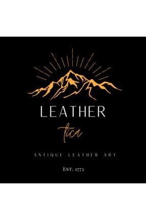 Leathertica Unisex Kahverengi Çanta 3