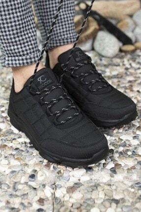 Riccon Siyah Siyah Erkek Sneaker 00121310 2