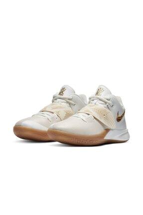 Nike Erkek Beyaz Kyrie Flytrap Iıı Basketbol Ayakkabısı Bq3060-105 1