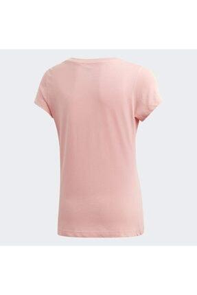 adidas YG E LIN TEE Pembe Kız Çocuk T-Shirt 101069152 1