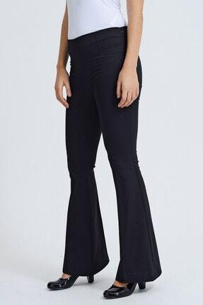 Jument Kadın Siyah Pantolon 40005 1
