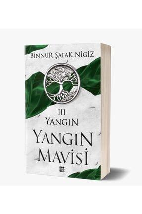 Dokuz Yayınları Yangın Mavisi Seti Binnur Şafak Nigiz 2