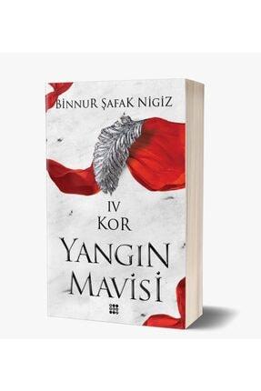 Dokuz Yayınları Yangın Mavisi Seti Binnur Şafak Nigiz 3