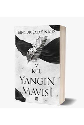 Dokuz Yayınları Yangın Mavisi Seti Binnur Şafak Nigiz 4