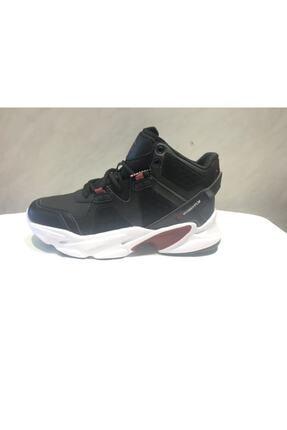 MP Erkek Siyah Basketbol Ayakkabısı 2
