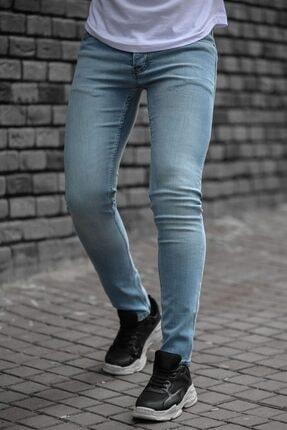 Madmext Erkek Mavi Jeans 035-2 1