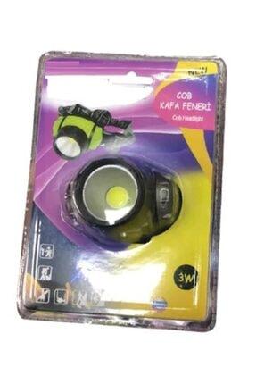 Vip Home Concept Balıkçı Kafa Lambası,feneri, Madenci, Kampcı, Tamirci Feneri Cob 2