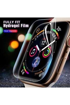 Zore Apple Watch 1 38mm Silikon Full Body Ekran Koruyucu 4