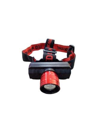 gaman GP-319 500 Lümen Cob Led Şarjlı Kafa LAmbası Şarjlı Kafa Feneri Zoomlu 2