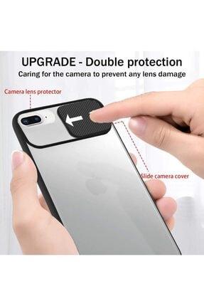 Cimricik Apple Iphone 6 Plus 6s Plus Kılıf Sürgülü Kamera Korumalı Silikon 1