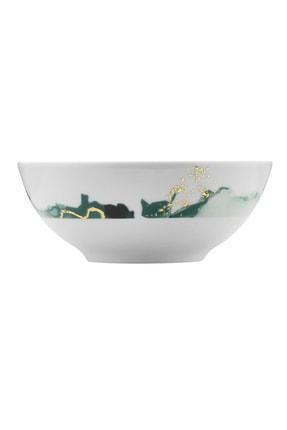 Kütahya Porselen Altın Varaklı 24 Parça Dekor Yemek Takımı 4