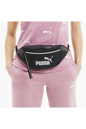 Puma Kadın Siyah Core Up Waistbag Spor Bel Çantası 07747801 0