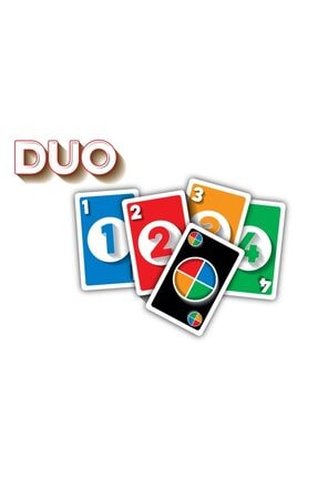 Ks Games Duo Kart Oyunu Grup Oyun Seti Masa Oyunu 2-10 Oyuncu 2