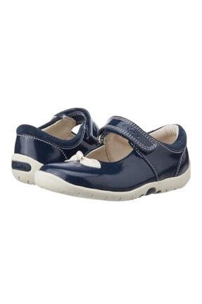 CLARKS Kız Çocuk Lacivert Ayakkabı 0