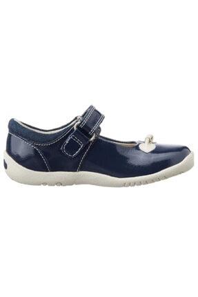CLARKS Kız Çocuk Lacivert Ayakkabı 2