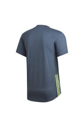 adidas M D2M MOTION TE Mavi Erkek T-Shirt 101118133 1