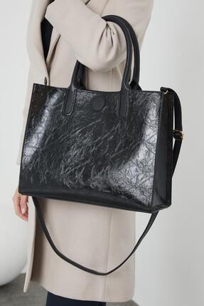 Çantacımstore Kadın Omuz Ve Kol Çantası Blanca Siyah 0