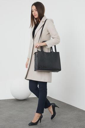 Çantacımstore Kadın Omuz Ve Kol Çantası Blanca Siyah 3