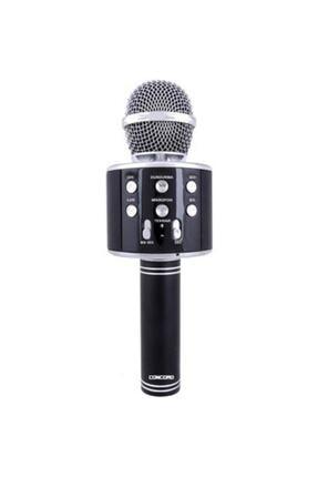 Concord Türkçe Karaoke Ses Mikrofonu Yüksek Güçlü Ses 0