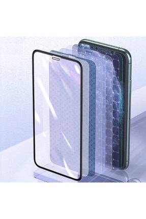 Baseus 0.25mm Iphone 11 Pro -xs -x 3d Curved Full Anti Blue Ekran Koruyucu 4