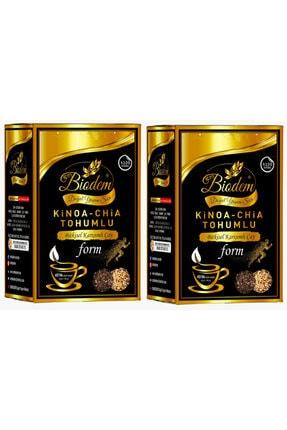 Embiodem Kinoa Chia Tohumlu Form Detoks Çayı 45 Lik Poşet ( 2 Kutu ) 0