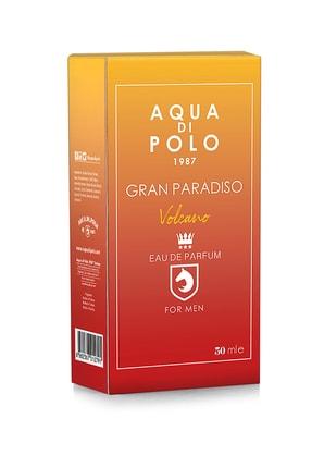 Aqua Di Polo Gran Paradiso Volcano Edp 50 ml Erkek Parfümü 8682367012791 1