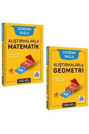 Şenol Hoca Yayınları Sıfırdan Başla Alıştırmalarla Matematik - Geometri 0