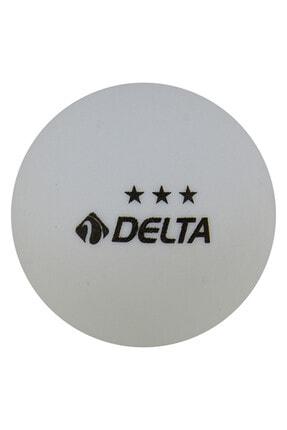 Delta 100 Adet Çantalı Masa Tenisi Pinpon Topu 3