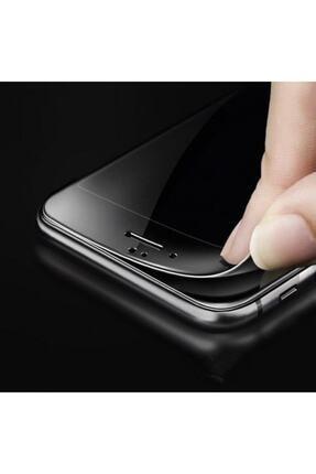 TEKNOPARKTA Xiaomi Redmi Note 8 Mat Tam Full Kaplayan Seramik Nano Cam Ekran Koruyucu 4