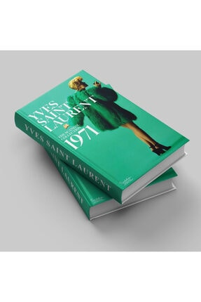 Yves Saint Laurent 1971 Kitap Kutusu – Yves Saint Laurent 1971 Book Boxes (kitapkutusu) kukakitapkutusu-045
