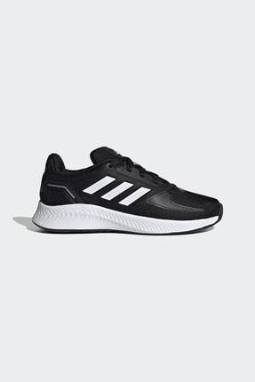adidas Erkek Çocuk Siyah Runfalcon 2.0 K Fy9495 Koşu Yürüyüş Ayakkabı 0