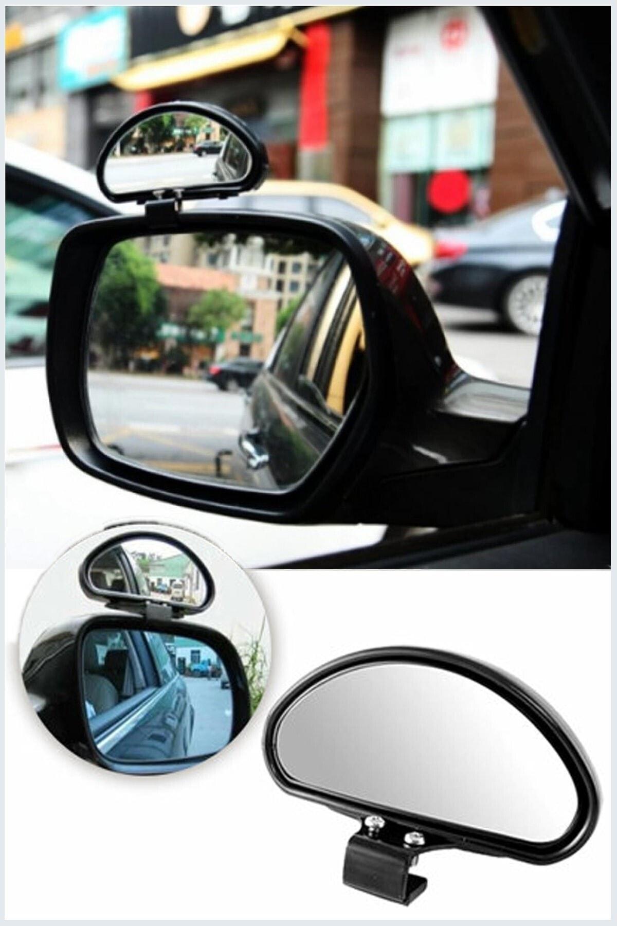 Araba Dış Ayna Üstü Ilave Kör Nokta Aynası (1 Adet)
