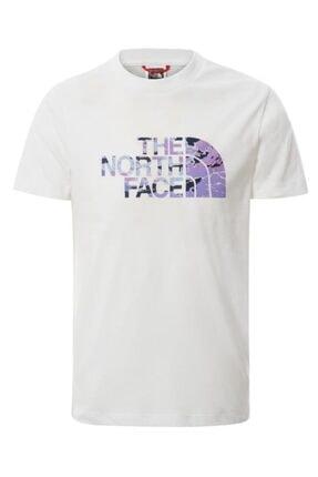 The North Face Easy Çocuk Tişört Beyaz 0
