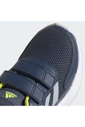 adidas TENSAUR RUN C Gri Erkek Çocuk Spor Ayakkabı 101085035 4