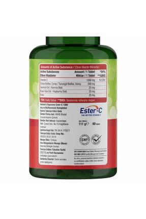 Natures Supreme Ester-c 1000 Mg C Vitamini 60 Tablet 2