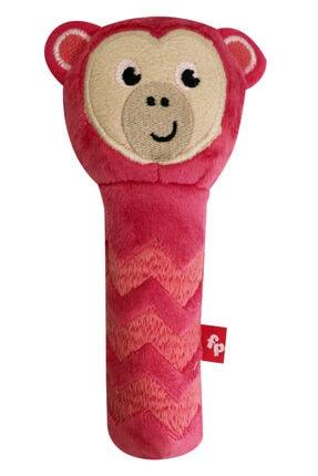 Fisher Price Fisher-price Maymun Çıngıraklı Oyun Arkadaşı 0