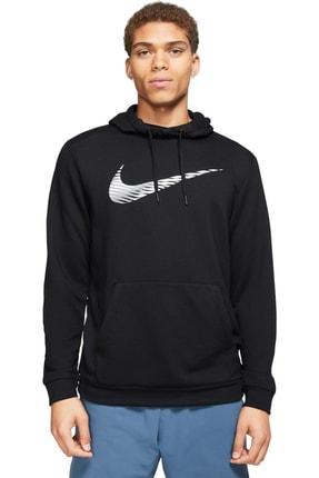 Nike Erkek Spor Sweatshirt - M DRY HOODIE PO SWOOSH - CJ4268-010 0
