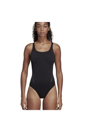 adidas Kadın  Siyah Yüzücü Mayosu 0