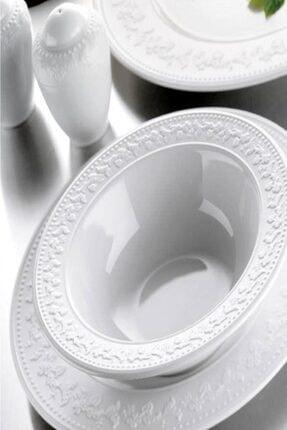 Kütahya Porselen Silvia Yemek Seti 24 Parça 2