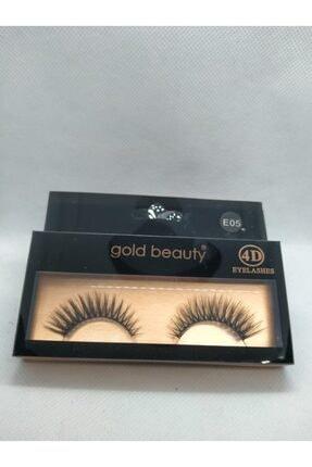Gold Beauty 4d Takma Kirpik E05 0