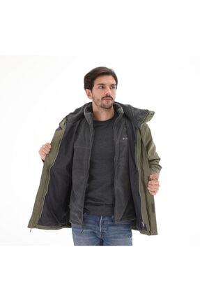 Picture of 1680491-397 Eager Air™ Interchange Jacket Erkek Mont Yeşil