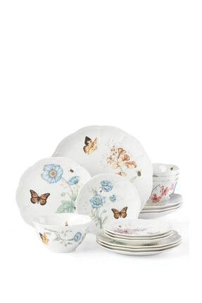 Lenox Butterfly 4 Kişilik Yemek Takımı, 16 Parça Set 0