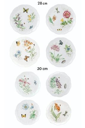 Lenox Butterfly 4 Kişilik Yemek Takımı, 16 Parça Set 1