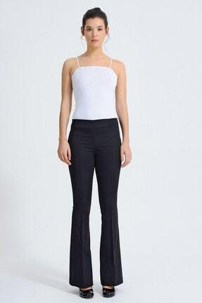 Jument Kadın Siyah Pantolon 40005 2