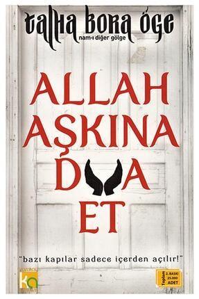 Karatay Akademi Yayınları Allah Aşkına Dua Et 336215 0