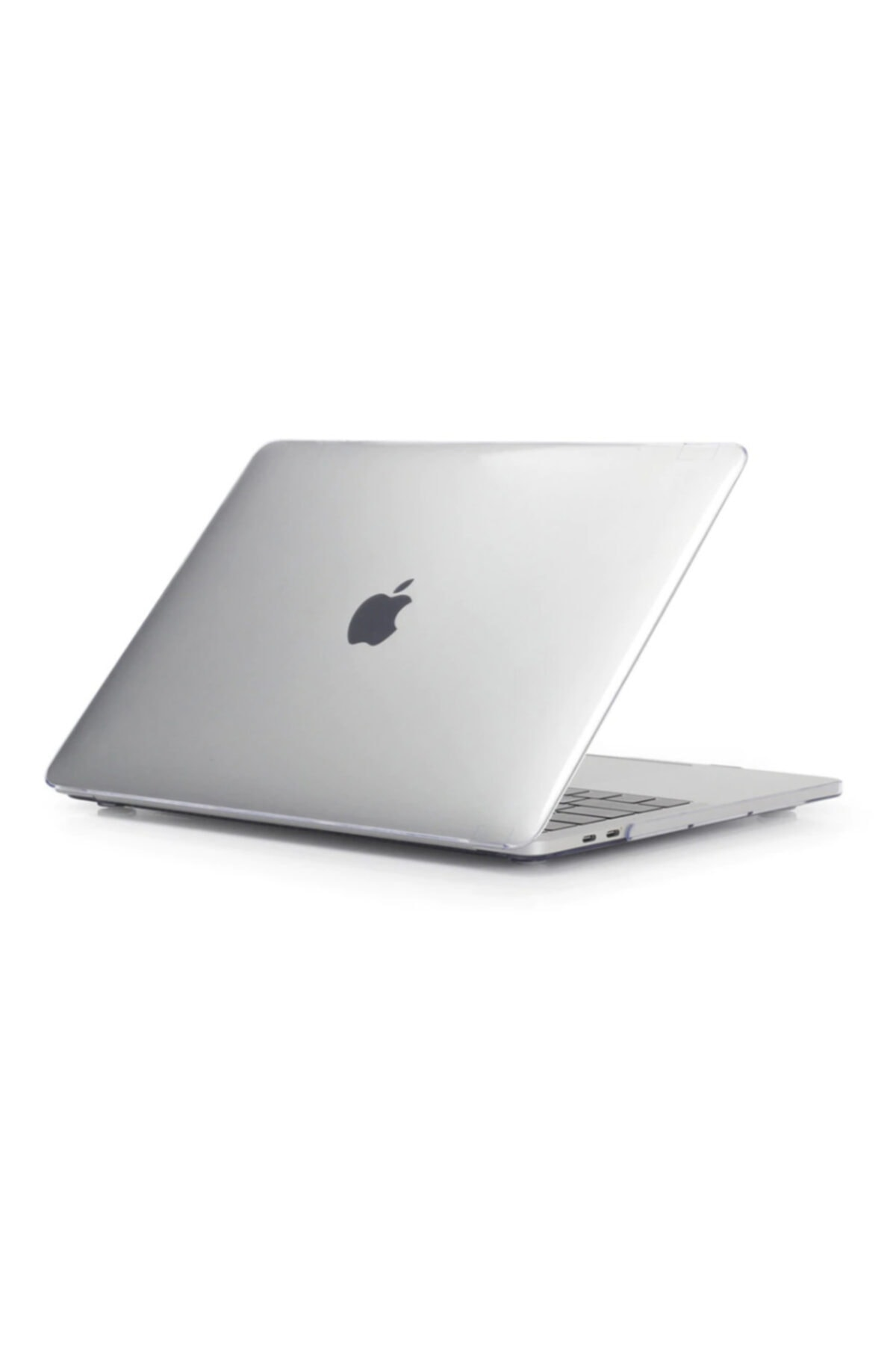 Apple Macbook Pro 2020 A2338 Beyaz 13 Inç Touch Bar Sert Kapak Koruma Kılıf