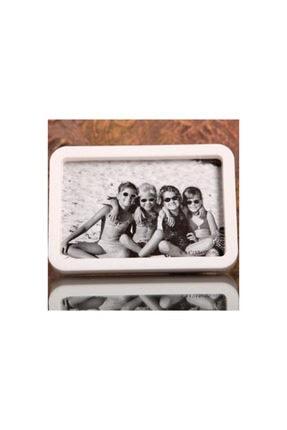 YEDİTEPEHAYAT 10x15 Çerçeve Beyaz 4